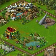 Jurassic Park Builder Decorations