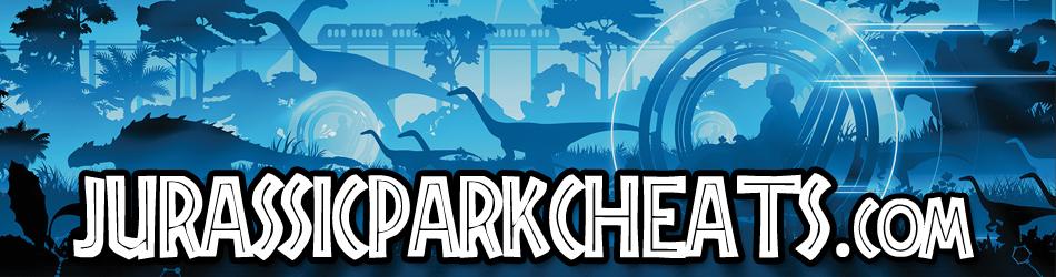 Jurassic Park Cheats