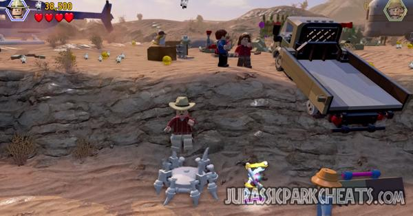 lego-jurassic-world-level-1-prologue-walkthrough-cheats-9