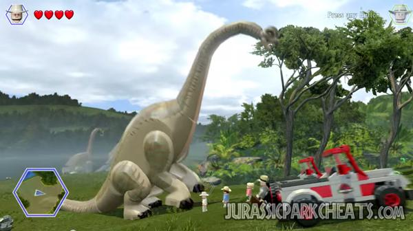 lego-jurassic-world-level-2-welcome-park-walkthrough-cheats-3