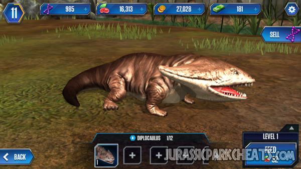 jurassic-world-game-diplocaulus-dinosaur