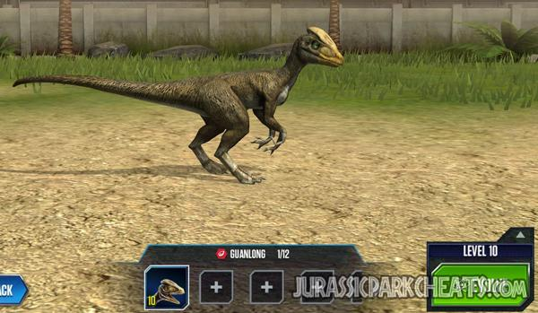 jurassic-world-game-guanlong-dinosaur