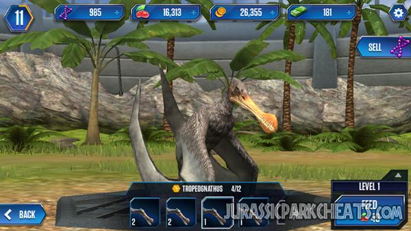 jurassic-world-game-tropeognathus-dinosaur