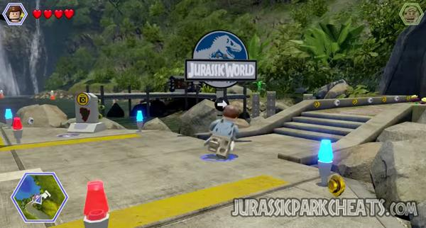 lego-jurassic-world-level-16-welcome-to-jurassic-world-walkthrough-cheats-2