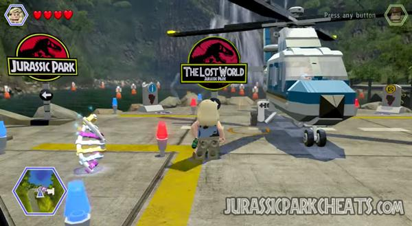 lego-jurassic-world-level-6-isla-sorna-walkthrough-cheats-1