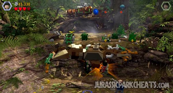 lego-jurassic-world-level-6-isla-sorna-walkthrough-cheats-8