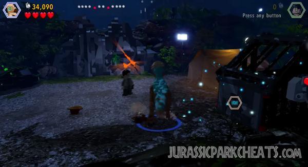 lego-jurassic-world-level-7-ingen-arrival-walkthrough-cheats-7